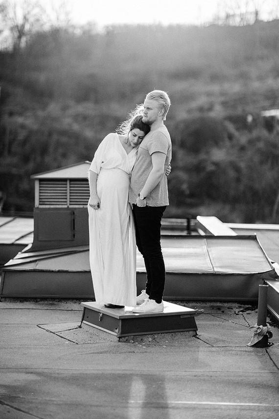 stockholm maternity photos