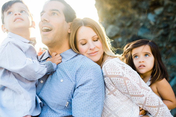 Los Angeles family photography by Nicki Sebastian