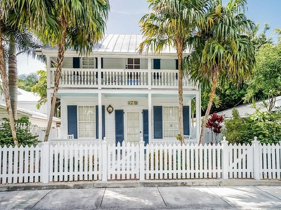 Key West home from HomeAway