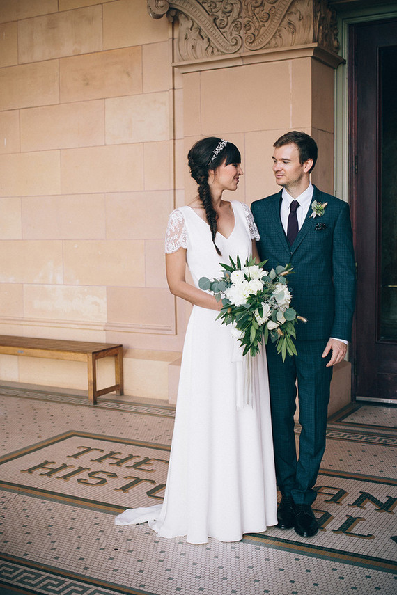 Natural History Museum wedding | Los Angeles wedding | 100 Layer Cake