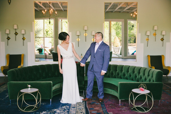 The Fig House wedding