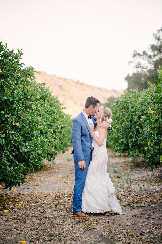 Rustic Santa Barbara ranch wedding | Rustic wedding | 100 Layer Cake