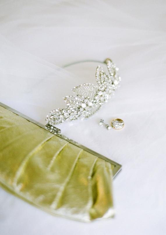 Heirloom wedding accessories