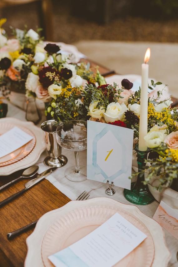 Earth toned wedding inspiration