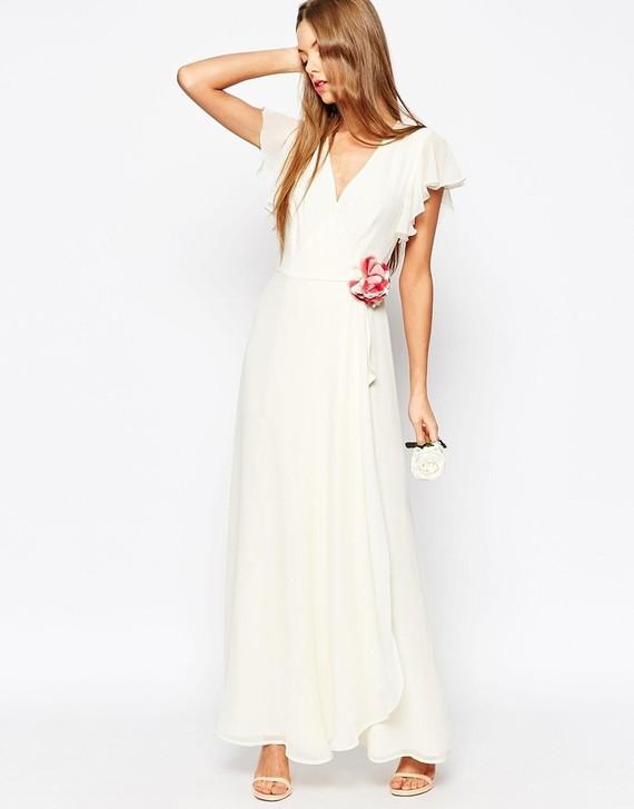 ASOS wedding dress
