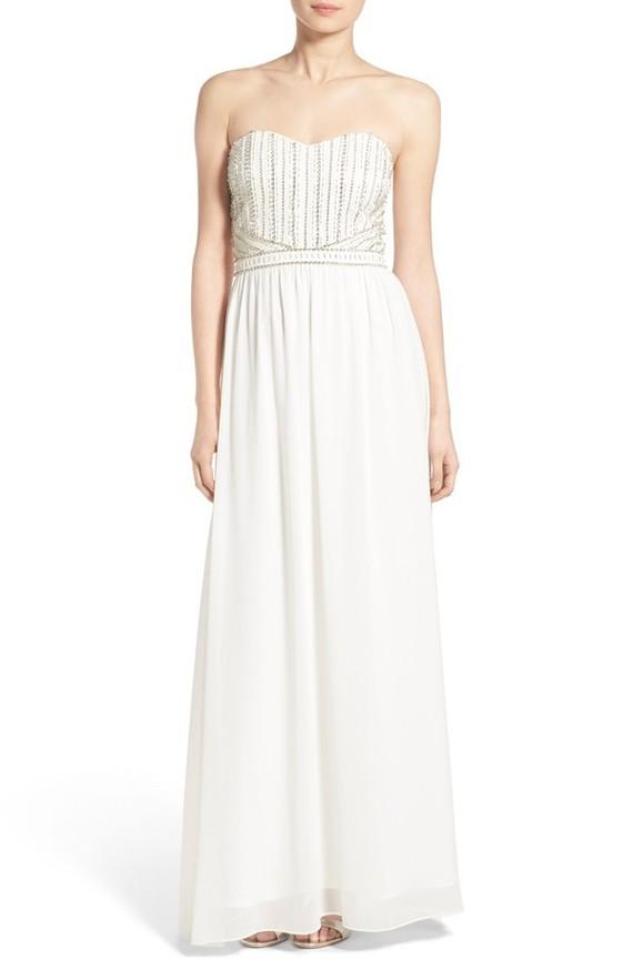 Nordstroms wedding dress