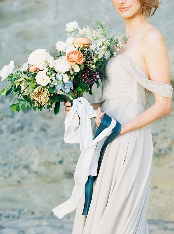 Seaside floral inspiration
