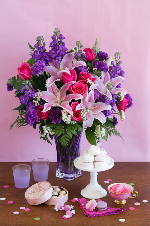 Mothers Day Floral Ideas With Teleflora