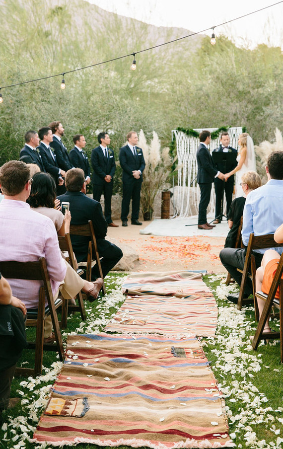 Bohemian Ace Hotel wedding
