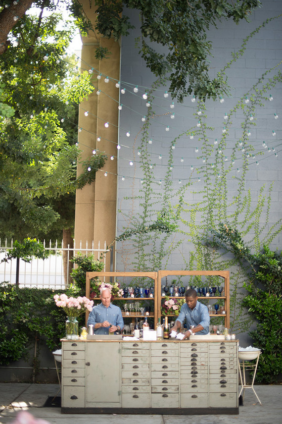 Lombardi House wedding event