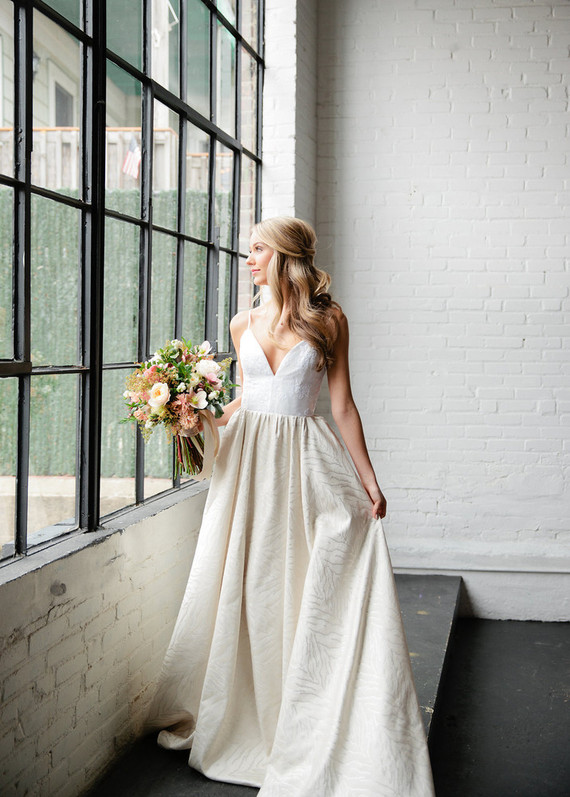 Bridal Brunch Dress
