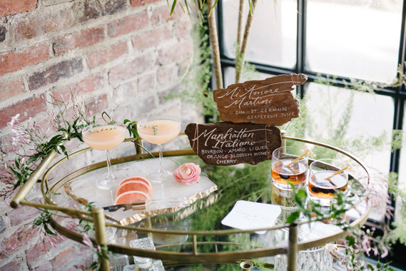 Spring wedding inspiration