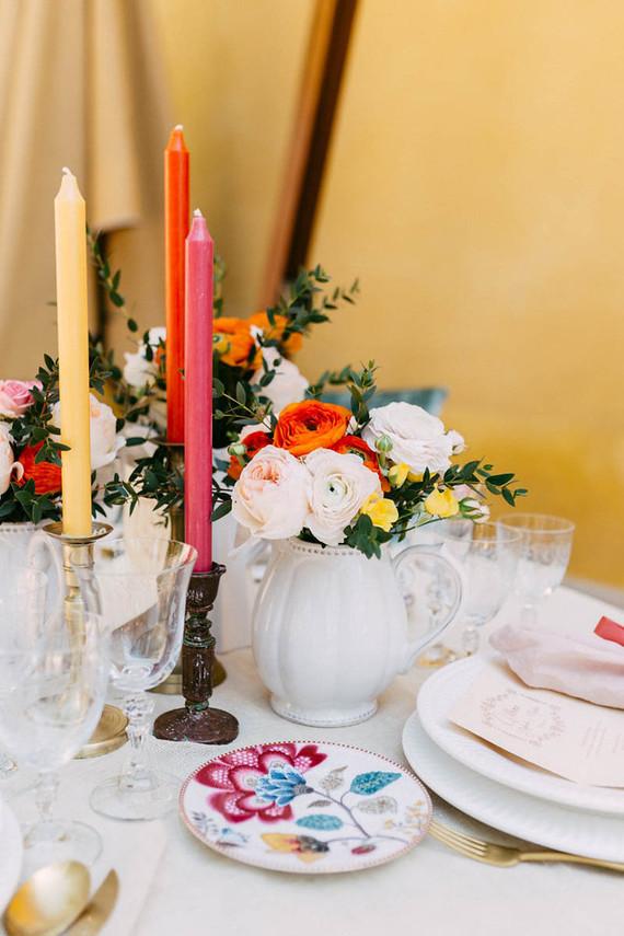 Italian Spring wedding inspiration