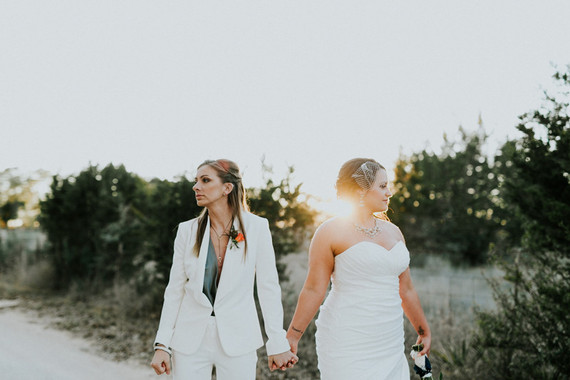 Austin Texas same sex wedding