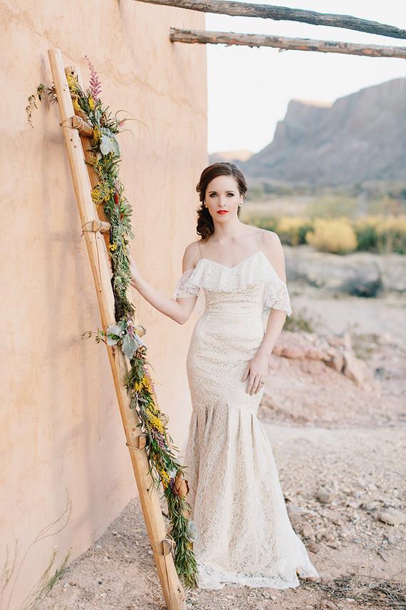 Southwest inspired wedding inspiration