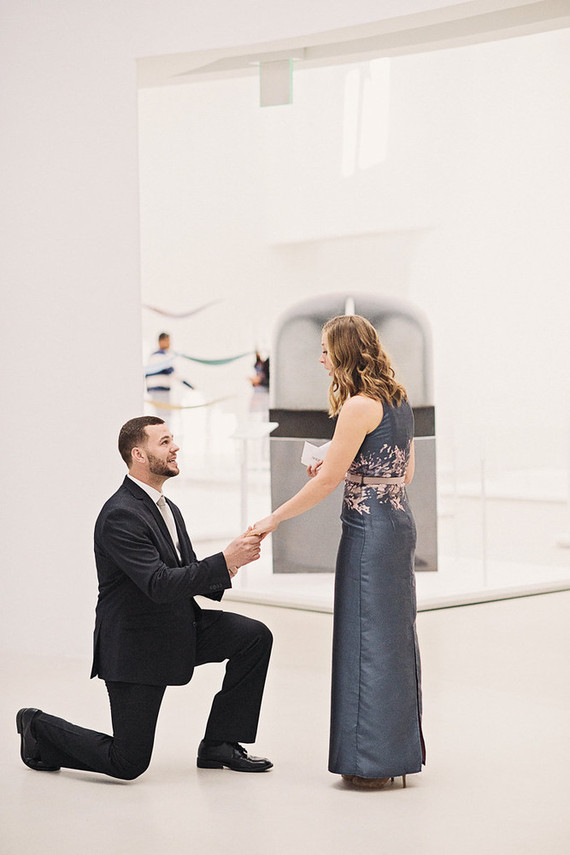New York art gallery proposal