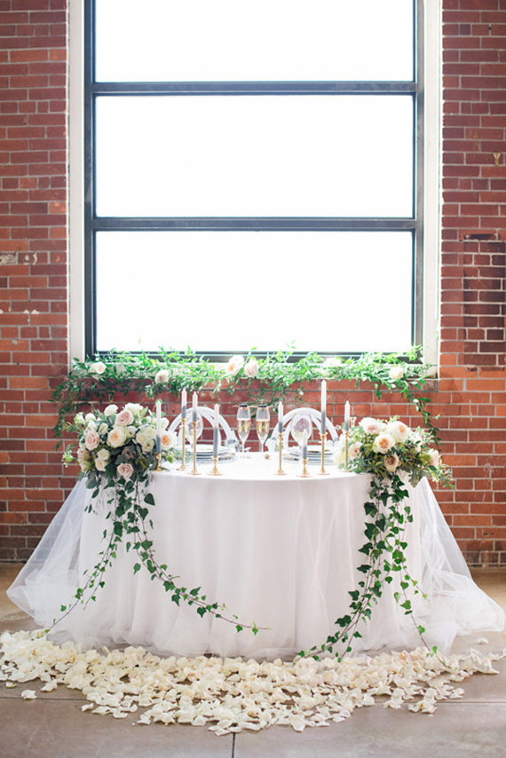 Classic lux wedding inspiration