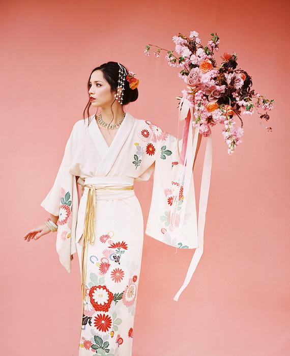 Modern Asian Inspired Wedding