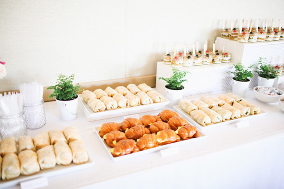 party breakfast buffet