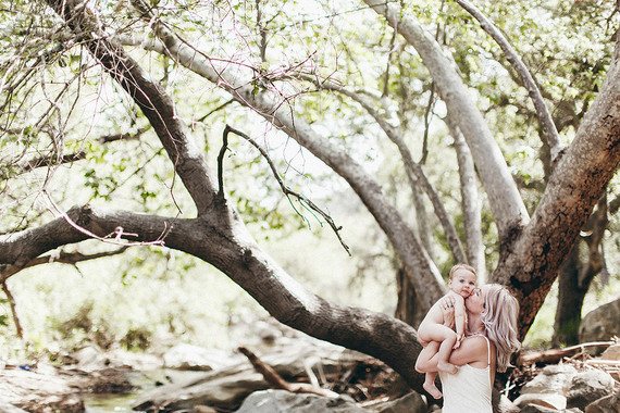 Mother son forest photos by Amazonas Photography