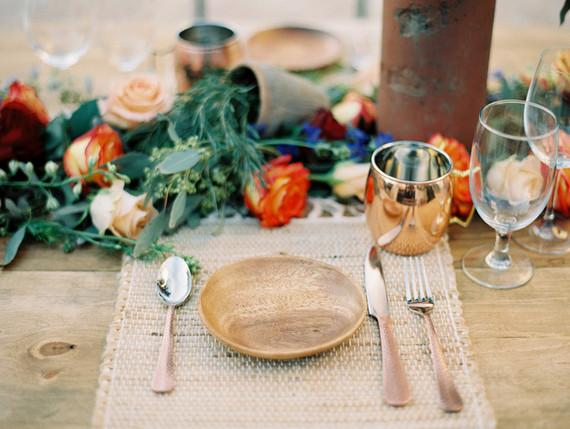 Spanish-inspired wedding inspiration