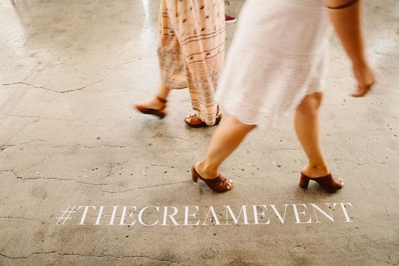 The Cream event