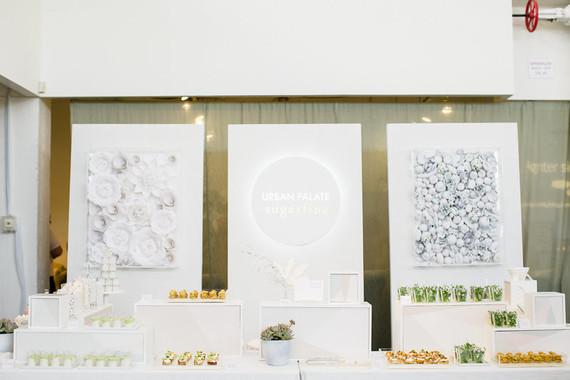 Modern food display