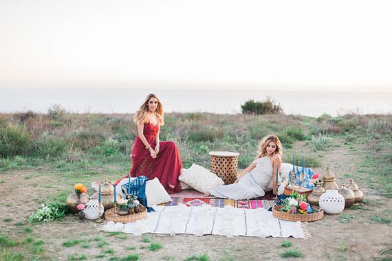 Malibu picnic