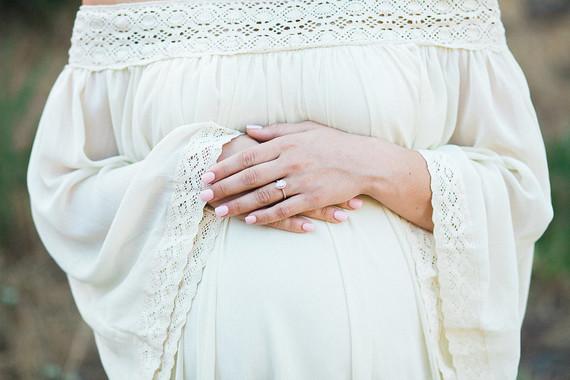 bohemian maternity photos