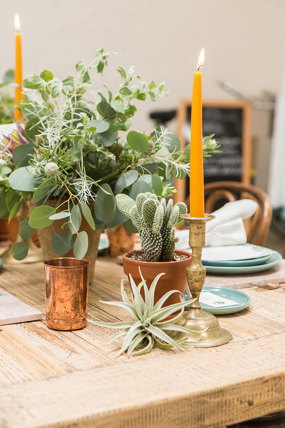 Copper wedding ideas