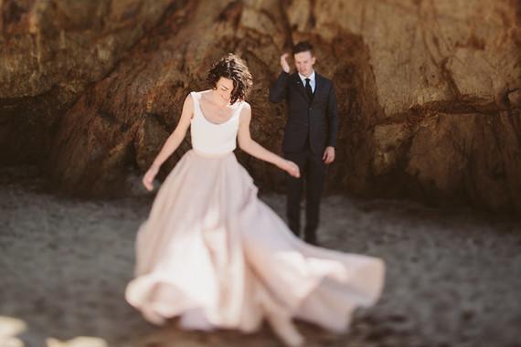 Carol Hannah wedding dress