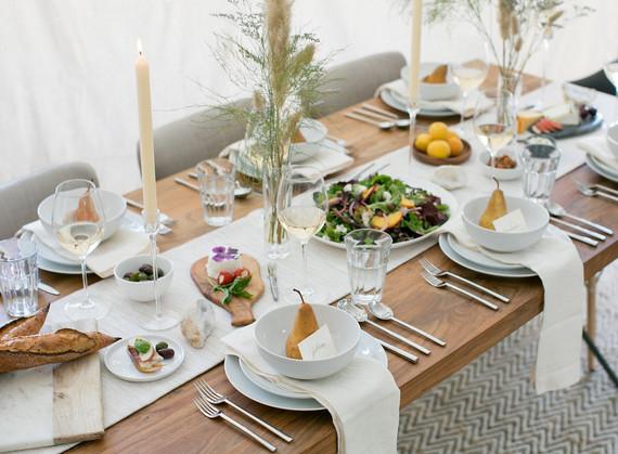 tableware essentials