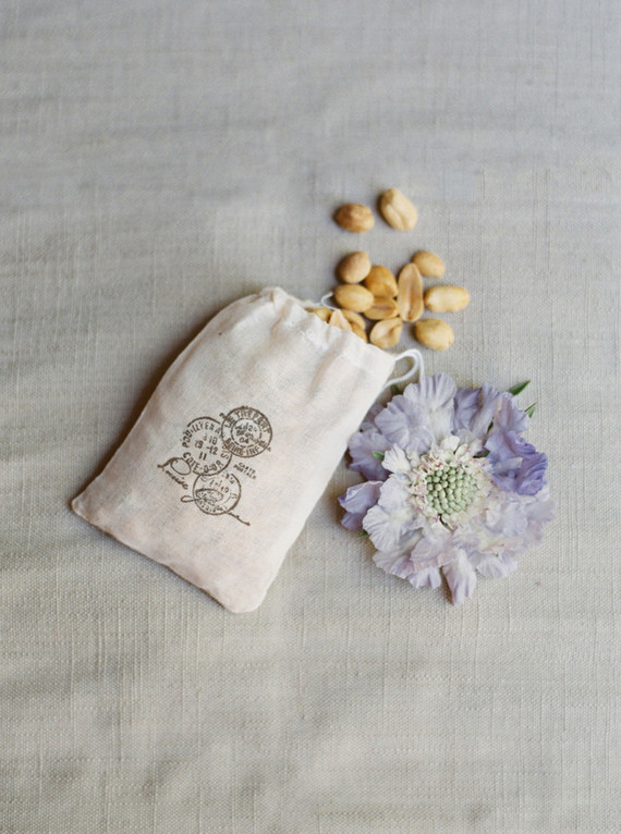 Travel themed baby shower favors