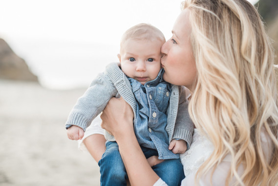Laguna Beach family photos