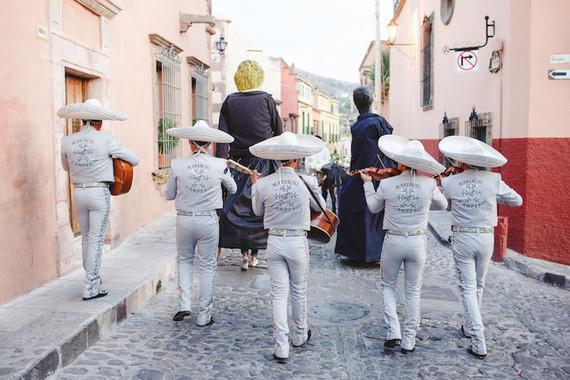 Destination Mexico wedding