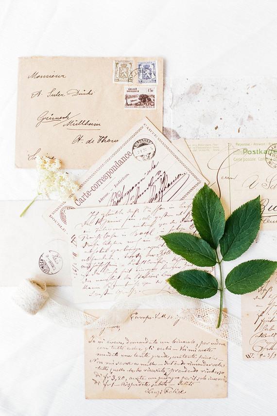Vintage postcards