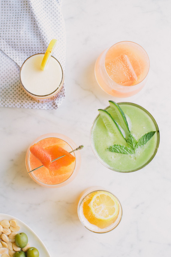 Three easy cocktails for late summer | Cocktail recipe | 100 Layer ...