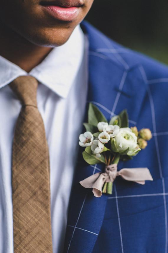 Romantic southern orchard wedding inspiration