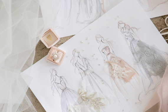 dress sketches