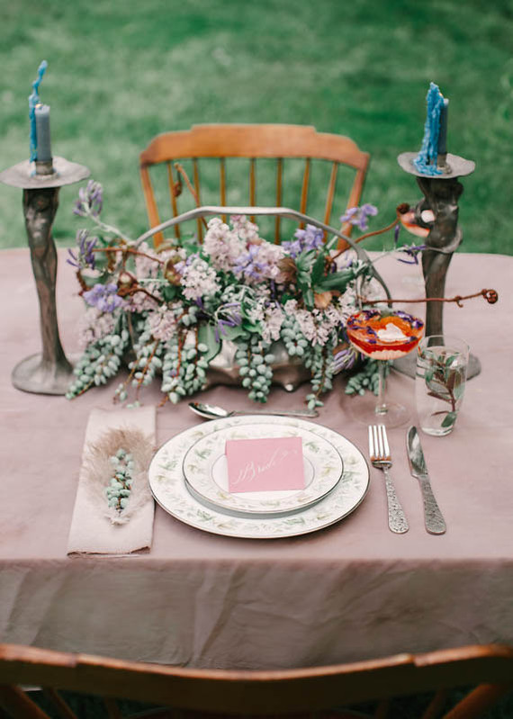 midsummer nights dream wedding inspiration
