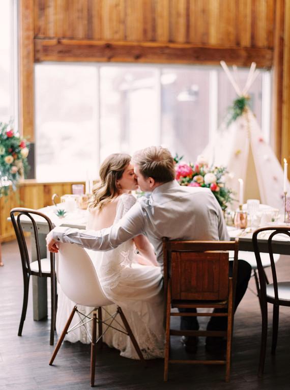 modern rustic wedding ideas