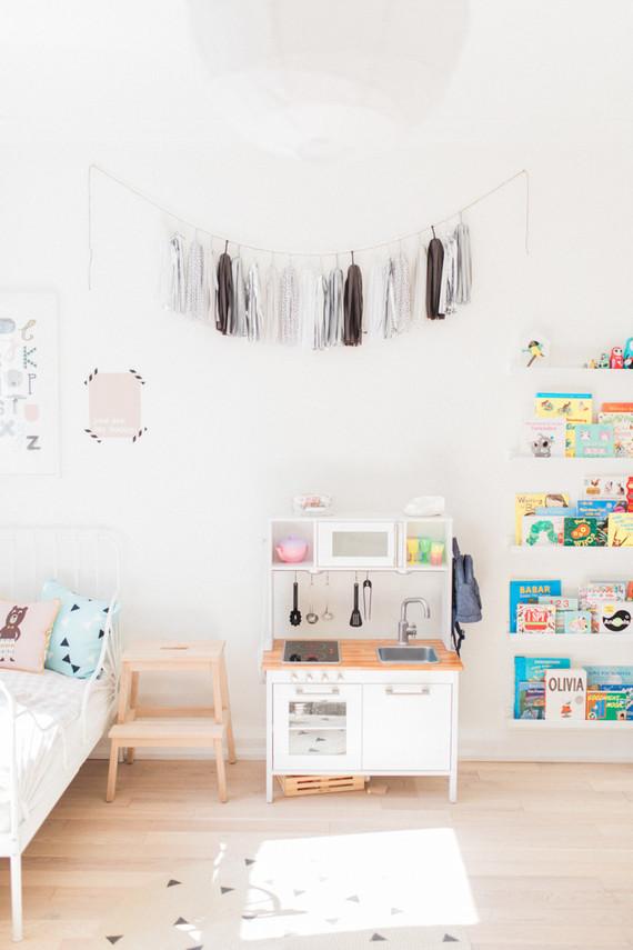 Shared Kids Room Modern Pastel Kids Room 100 Layer Cakelet