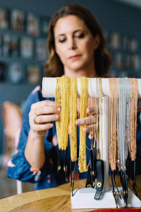 Maya Brenner DTLA jewelry studio