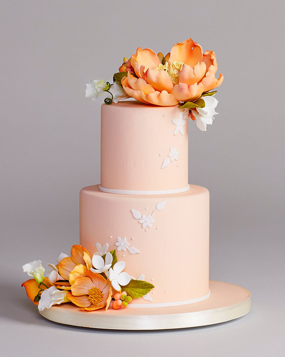Custom Wedding Cakes By Bottega Louie 100 Layer Cake - Wedding Cakes Los Angeles