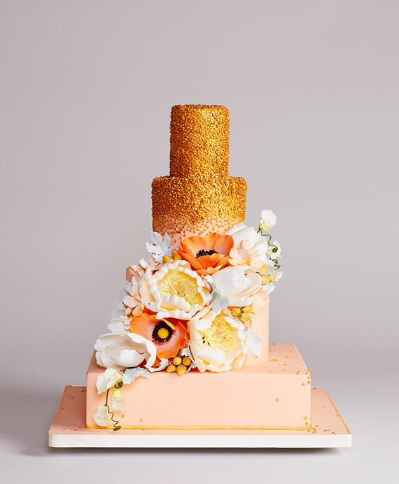 modern wedding cake pictures custom wedding cakes by bottega louie 100 layer cake 17478