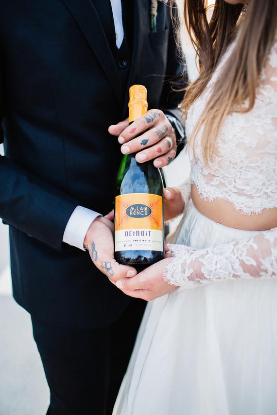 Detroit wedding inspiration