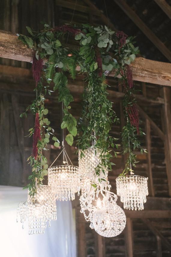 Hanging chandeler