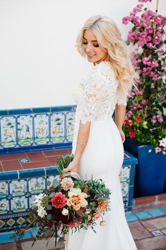 Tara Keeley wedding dress