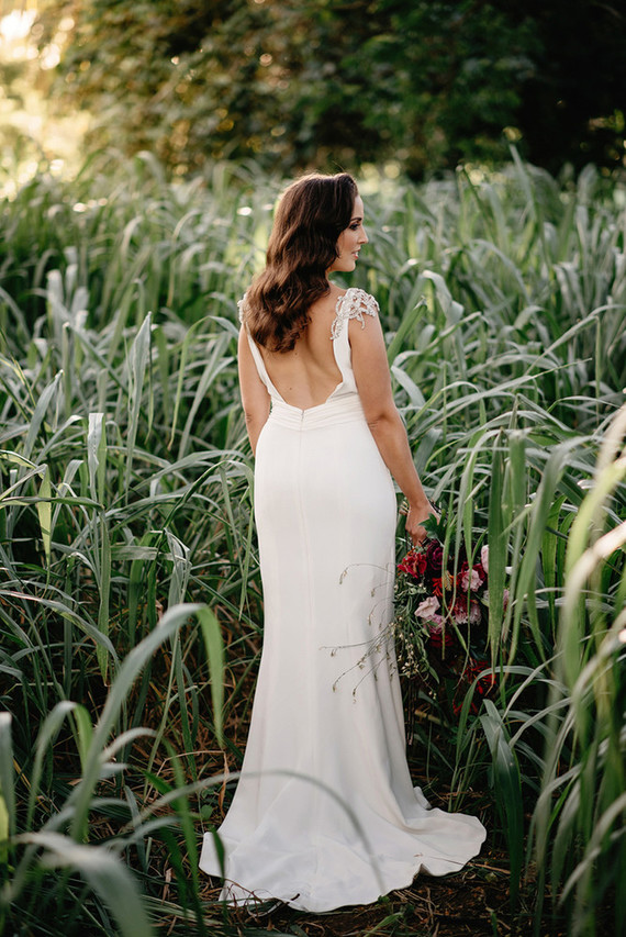 Tropical bohemian wedding inspiration