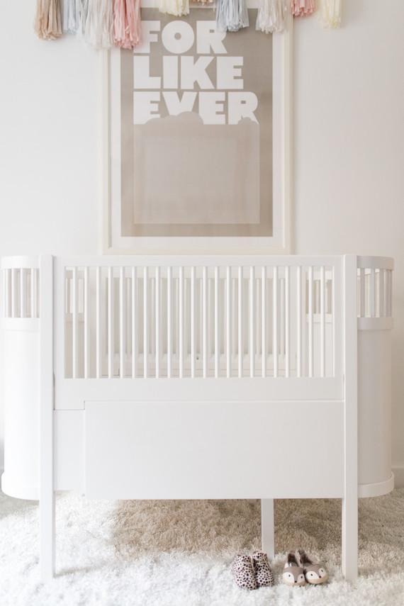 Paris newborn and nursery photos